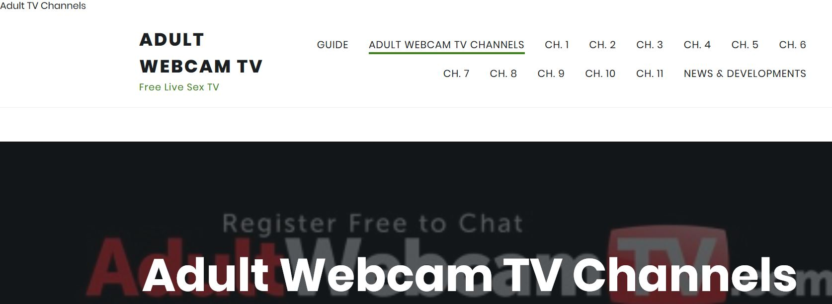 AdultwebcamTV reviews