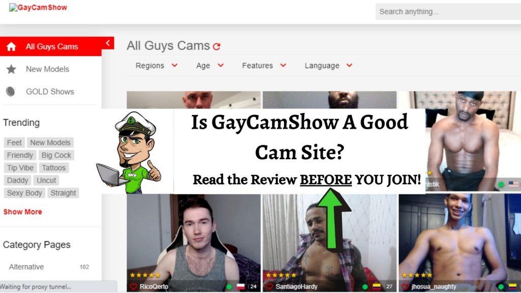 GayCamShow
