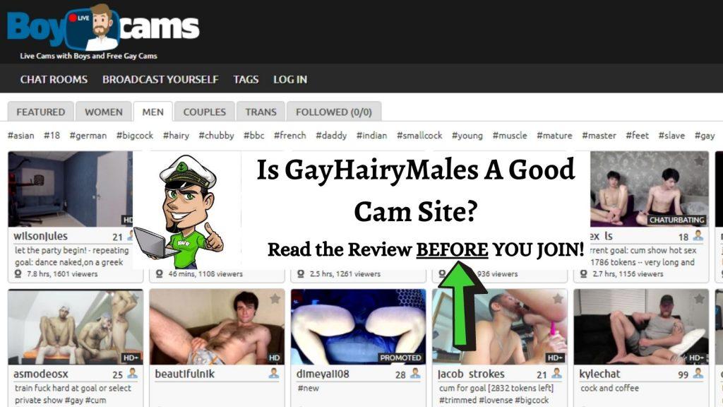 GayHairyMales