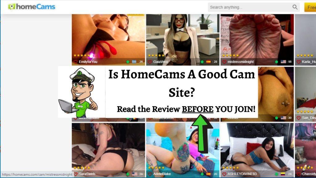 HomeCams