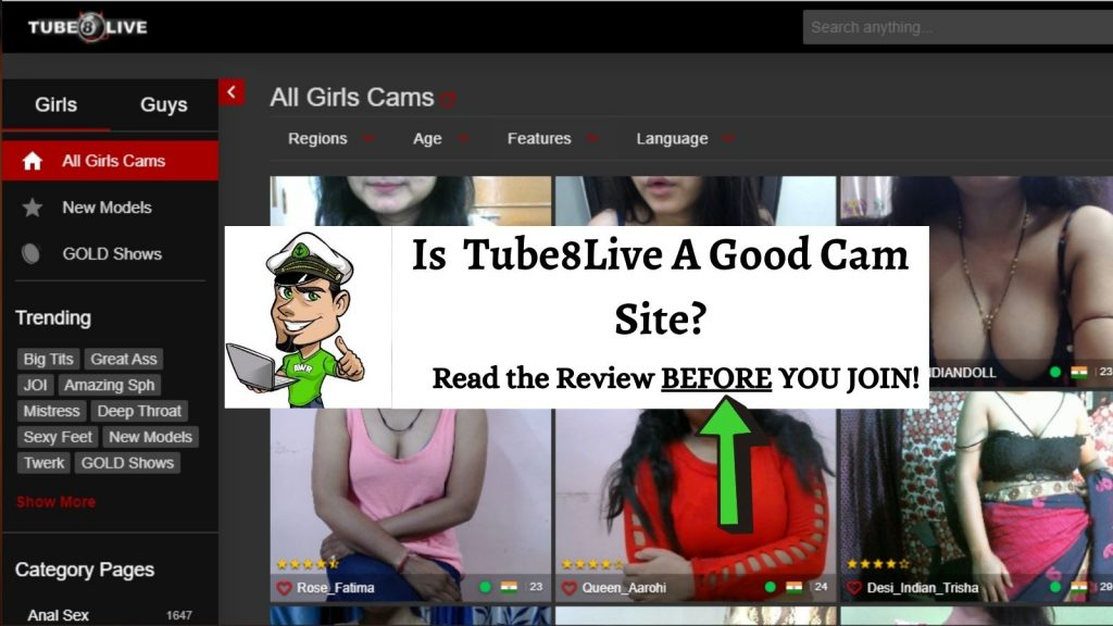 Tube8Live