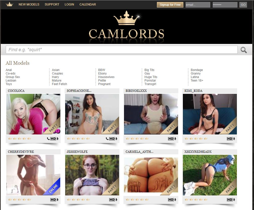 camlords reviews