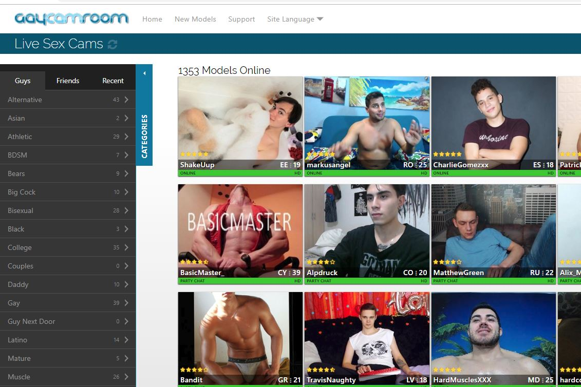 gaycamroom reviews