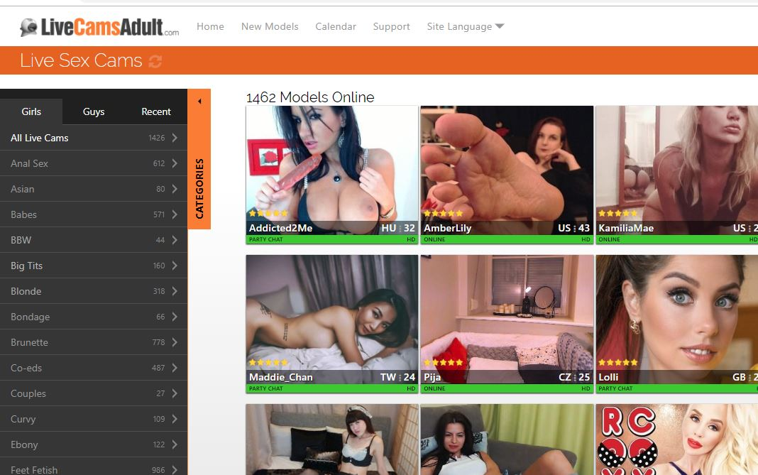 livecamsadult reviews
